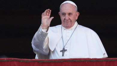 Photo of El papa Francisco dona a Siria y Gaza material médico contra el coronavirus