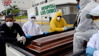 Photo of Ecuador confirma un desfase de 5.700 muertos en Guayas, la provincia del país más golpeada por el coronavirus