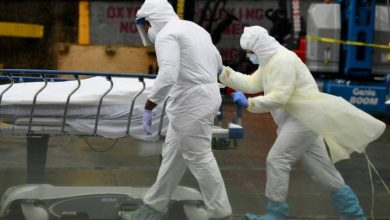 Photo of El Reino Unido registró 888 nuevas muertes por coronavirus y el balance total llegó a 15.464 fallecidos