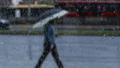 Photo of Meteorología prevé lluvias para este sábado