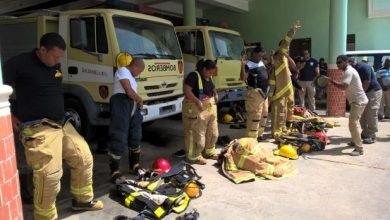 Photo of Otra tarea para los bomberos de RD: desinfectar áreas donde muere alguien por COVID-19
