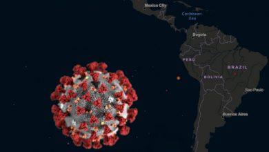 Photo of República Dominicana es el sexto país de América Latina con más casos de coronavirus