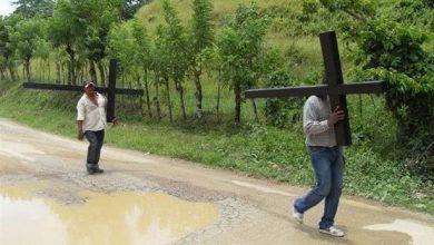 Photo of Los peregrinos en RD, un tortuoso camino de fe