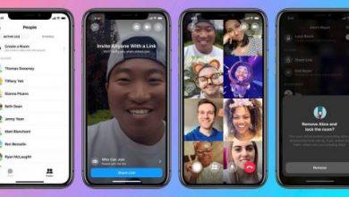 Photo of Facebook lanza un nuevo servicio de videoconferencias para competir con Zoom