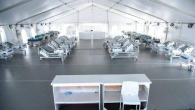 Photo of Hospital móvil que donó PRM en La Vega continúa cerrado, a pesar de que fue inaugurado