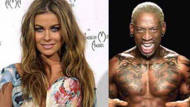 Photo of Jordan revela detalles del día que sorprendió en la cama a Rodman con la actriz Carmen Electra