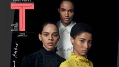 Photo of Modelos dominicanas en portada de la prestigiosa revista T Magazine