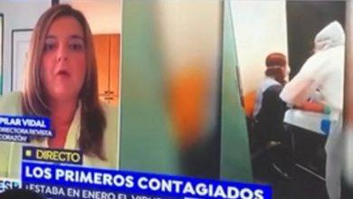 Photo of Periodista española dice ingresó en enero a RD con Covid-19