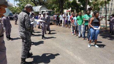 Photo of Defensa apresa 380 personas por no usar mascarillas