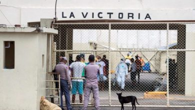 Photo of Muere de coronavirus haitiano preso en cárcel La Victoria