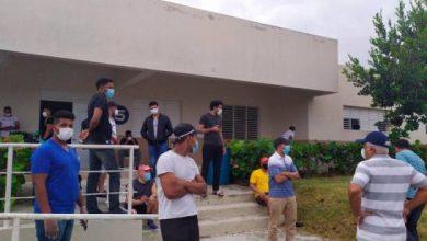 Photo of Aislados de Boca Chica temen enfermarse por las malas condiciones del centro