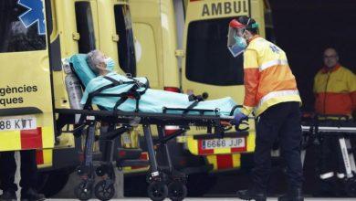 Photo of Bajan las muertes por COVID-19 en España pero aumentan los nuevos casos
