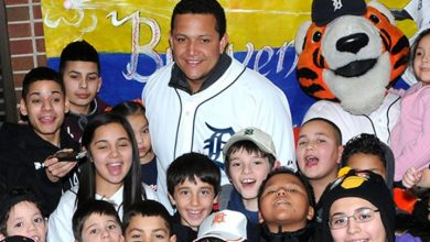 Photo of Miguel Cabrera brinda ayuda a niños de Detroit