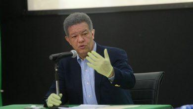 Photo of Leonel llama a proteger productores y planificar con tiempo para satisfacer necesidad alimentaria ante crisis