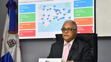 Photo of Aumentan a 441 las muertes por coronavirus con 7 nuevas defunciones