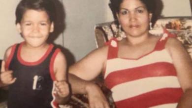 Photo of Así lucía Romeo Santos de niño; dedica hermoso mensaje a su madre