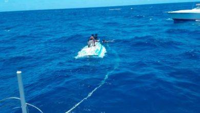 Photo of Rescatan yola accidentada que pretendía entrar a Puerto Rico ilegalmente