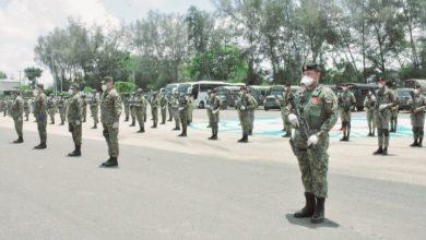 Photo of Envían 1,200 militares a reforzar frontera por aumento del COVID-19 en Haití