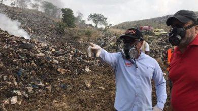 Photo of Luego de 27 días las autoridades controlan incendio en vertedero de Duquesa