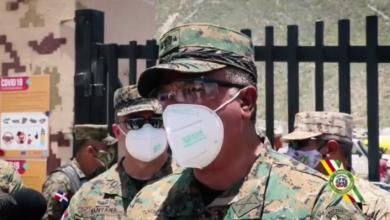 Photo of Comandante general del Ejército RD supervisa Cerco Fronterizo