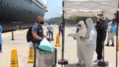Photo of Autoridad Portuaria dijo recibió 231 navegantes varados en cruceros