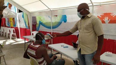Photo of Haití instala hospital móvil y carpas en la frontera para frenar el Coronavirus