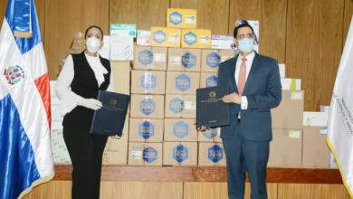 Photo of Gobierno dominicano recibe tercera donación de la OIEA para tratamiento Covid-19