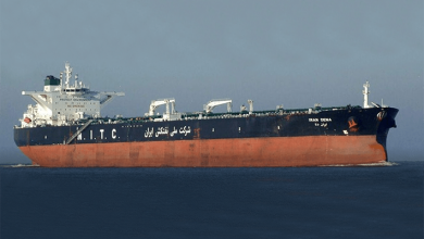 Photo of El primero de los cinco buques con petróleo enviados por Irán llegó a Venezuela