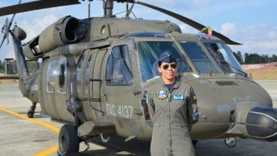 Photo of Helicóptero de Guerra que pilotea dominicana en EEUU es de los más mortífero en campo batalla
