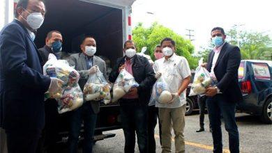 Photo of Colonia china dona alimentos para comunidades vulnerables a través de la Alcaldía de Santo Domingo Norte