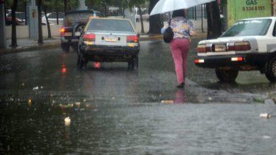 Photo of Se esperan aguaceros con tronadas en la porción central del país