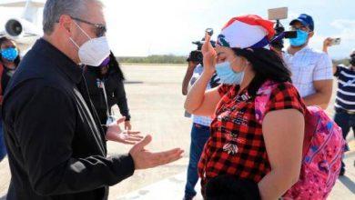 Photo of Gonzalo trae desde Chile a dominicana que tiene cáncer y pedía no dejarla morir