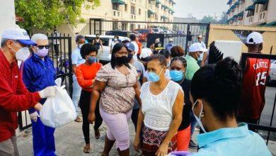 Photo of Asistencia de Luis Abinader llega a los pobres de Los Praditos, Distrito Nacional