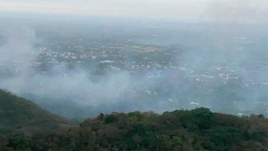 Photo of Se registra fuego en vertedero de Tamboril