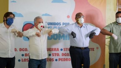 Photo of Antonio Taveras Guzmán y alcalde de Santo Domingo Oeste coordinan acciones de asistencia social y prevención de salud