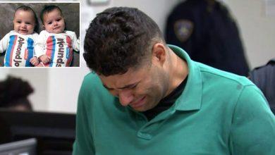 Photo of Padre de mellizos asfixiados en carro se declara culpable de imprudencia temeraria y no irá a cárcel