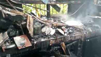 Photo of Dos personas mueren calcinadas al incendiarse su vivienda en Tenares