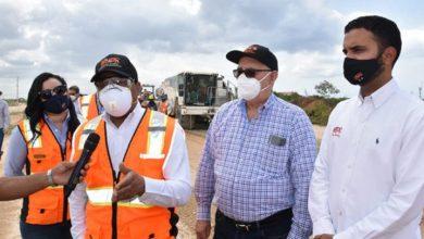 Photo of Obras Públicas anuncia reinicio trabajos de construcción y ampliación de la avenida Ecológica