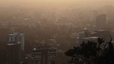 Photo of Cielo opaco en RD por alta concentración del polvo de Sahara
