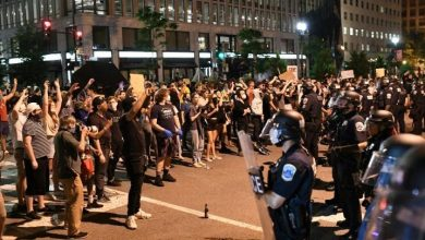 Photo of Decretan el toque de queda nocturno en 25 ciudades de EEUU por disturbios