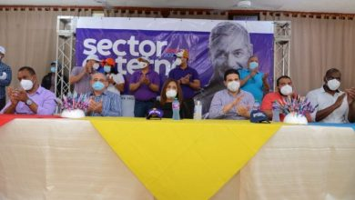 Photo of Sector Externo con Gonzalo juramentó más de 20 movimientos en la provincia Valverde