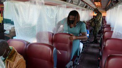 Photo of Transporte público comienza a circular bajo protocolo de salud