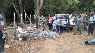 Photo of Desalojan personas que ocupaban áreas protegidas; han apresado 881 por crímenes contra el medio ambiente