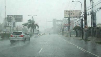 Photo of Onamet prevé aguaceros con tormentas eléctricas en algunas provincias