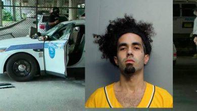 Photo of Latino arrestado en Miami dice que le pagaron para hacer protestas violentas