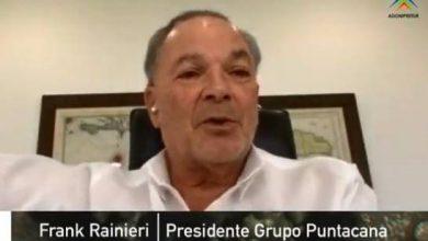 Photo of Frank Rainieri advierte si sector turismo no abre en julio, se tendría que esperar a diciembre