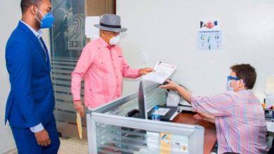 Photo of JCE recibe reporte de gastos de la campaña de Leonel Fernández