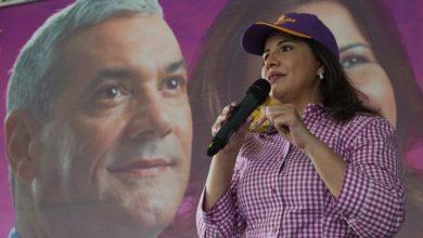 Photo of Margarita Cedeño inicia campaña con el apoyo comunidad de La Victoria