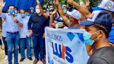 Photo of Robertico se movilizó con la juventud en Nagua y Samaná en apoyo a Abinader