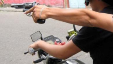 Photo of Mujer es herida de bala en el glúteo desde una motocicleta en Valverde